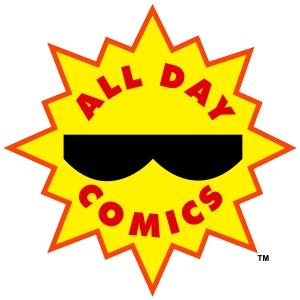 ALL DAY COMICS