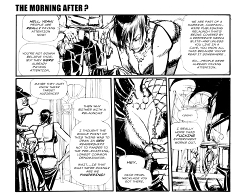 Catwoman/Batman: The Morning After