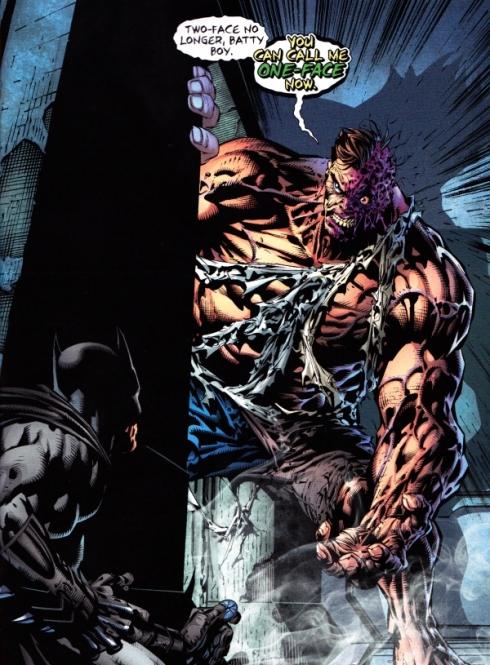 Dark Knight #1 final page