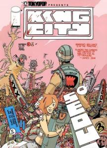 King City 2 cover
