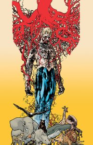 Animal Man 1 cover