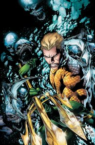Aquaman 1 cover