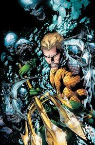 Aquaman 1 cover