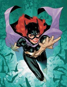 Batgirl 1 cover