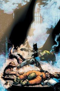 Batman 1 cover