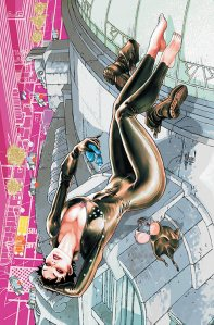 Catwoman 1 cover