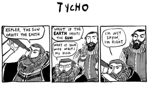 HAV Kepler 'n' Tycho