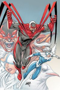 Hawk and Dove 1 cover