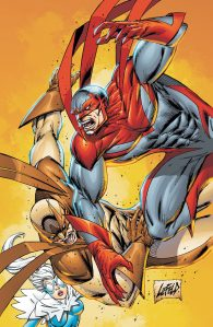 Hawk and Dove 2 cover