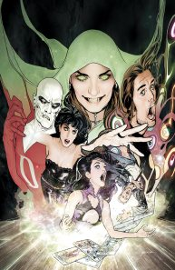 Justice League Dark 1 cover