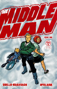 Middle Man 1 cover
