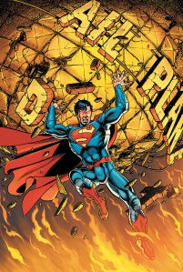 Superman 1 cover