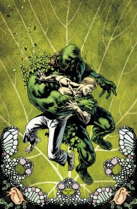 Swamp Thing 2 cover