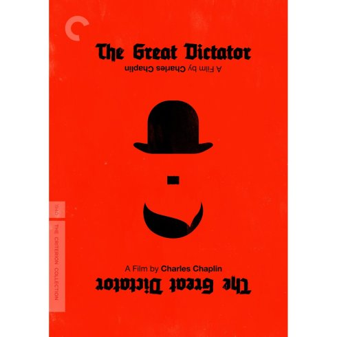 The Great Dictator Criterion cover