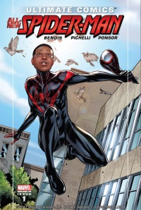 Ultimate Comics Spider-Man 1 variant cover