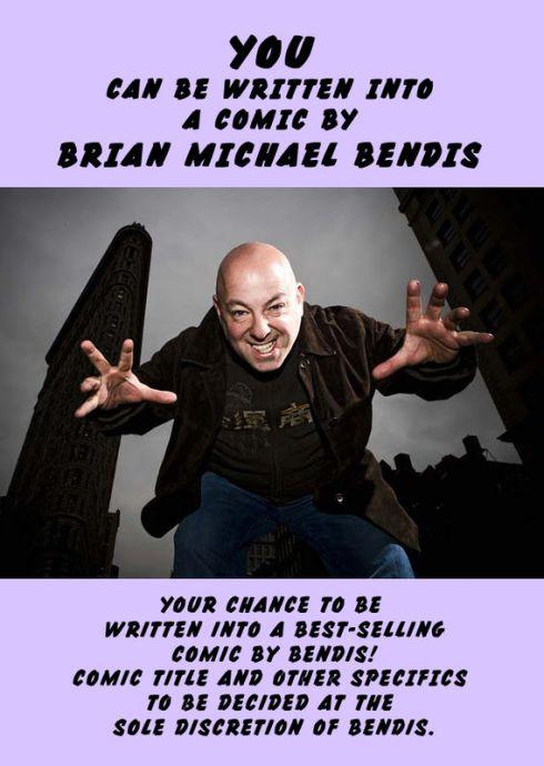 WOWD Brian Michael Bendis