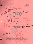 WOWD Glee script signed