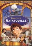 WOWD Ratatouille signed