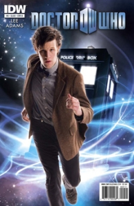 Doctor Who Vol. 2 #9 photo cover
