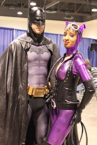 LBCC Batman Catwoman