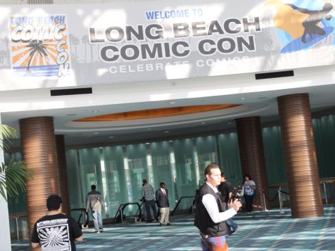 LBCC entrance