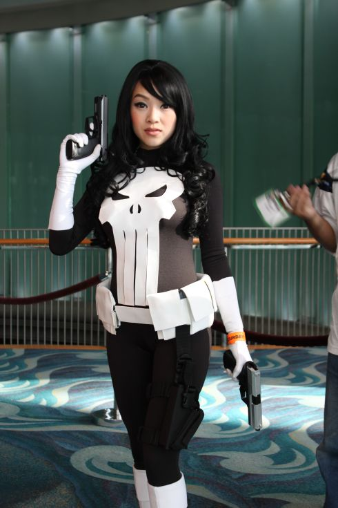 LBCC Punisher Girl