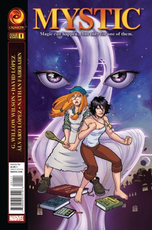 Mystic 1 cover