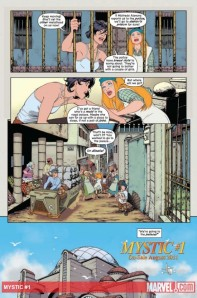 Mystic 1 page 15 preview