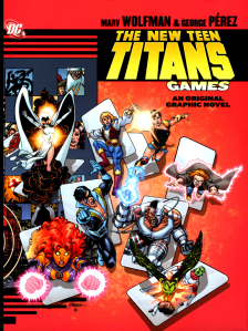 New Teen Titans Games cover