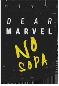 Dear Marvel logo