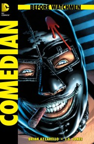 Before Watchmen Comedian cover