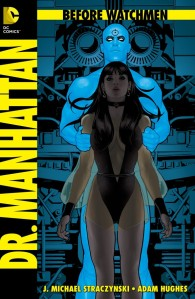 Before Watchmen Dr. Manhattan cover