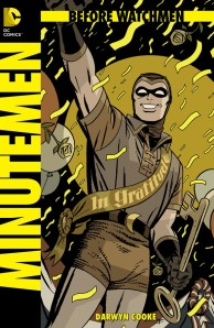 Before Watchmen Minutemen cover