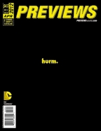 Before Watchmen Previews cover