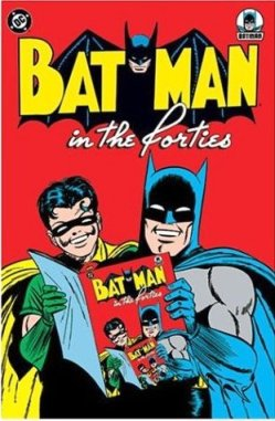 Batman in the Forties TPB cover