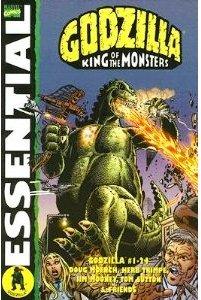 Essential Godzilla TPB
