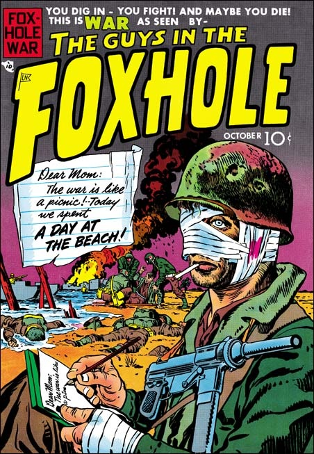 Foxhole #1 cover