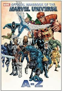 Official Handbook of the Marvel Universe A-Z Vol. 1