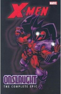 Onslaught the Complete Epic Book 1 TPB cover