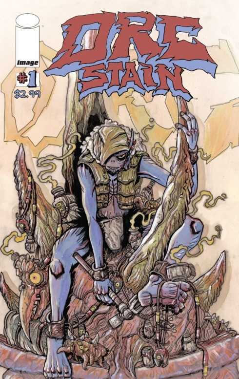 Orc Stain #1 cover