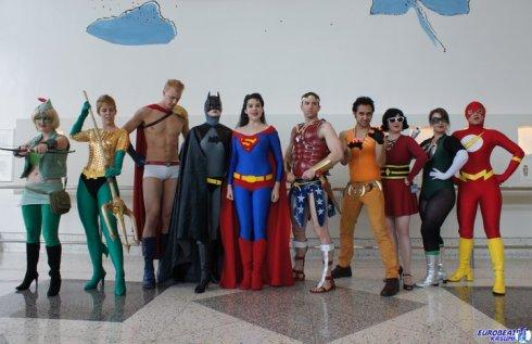 Reverse Justice League