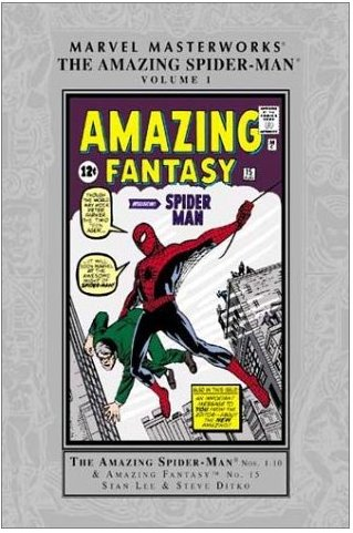 Spider-Man Masterworks vol 1