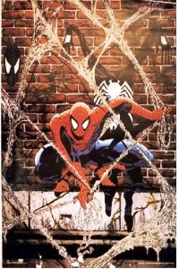Spider-Man poster by Todd McFarlane