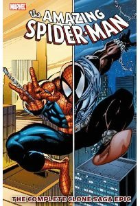 Spider-Man The Complete Clone Saga Epic Book 1 TPB
