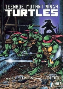 TMNT First Comics vol. 1