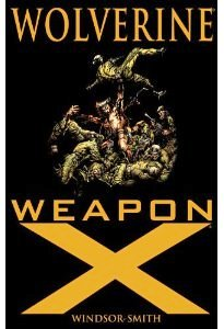 Wolverine Weapon X cover