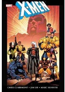 X-Men by Chris Claremont & Jim Lee Omnibus Vol. 1 hardcover