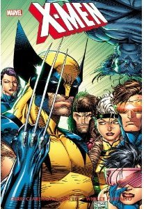 X-Men by Chris Claremont & Jim Lee Omnibus vol. 2 hardcover