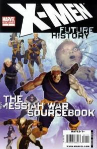 X-Men: Future History cover