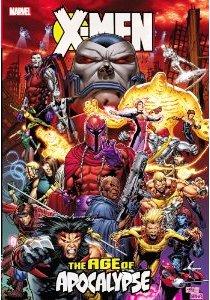 X-Men The Age of Apocalypse Omnibus hardcover